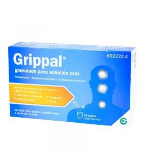 GRIPPAL 10 SOBRES